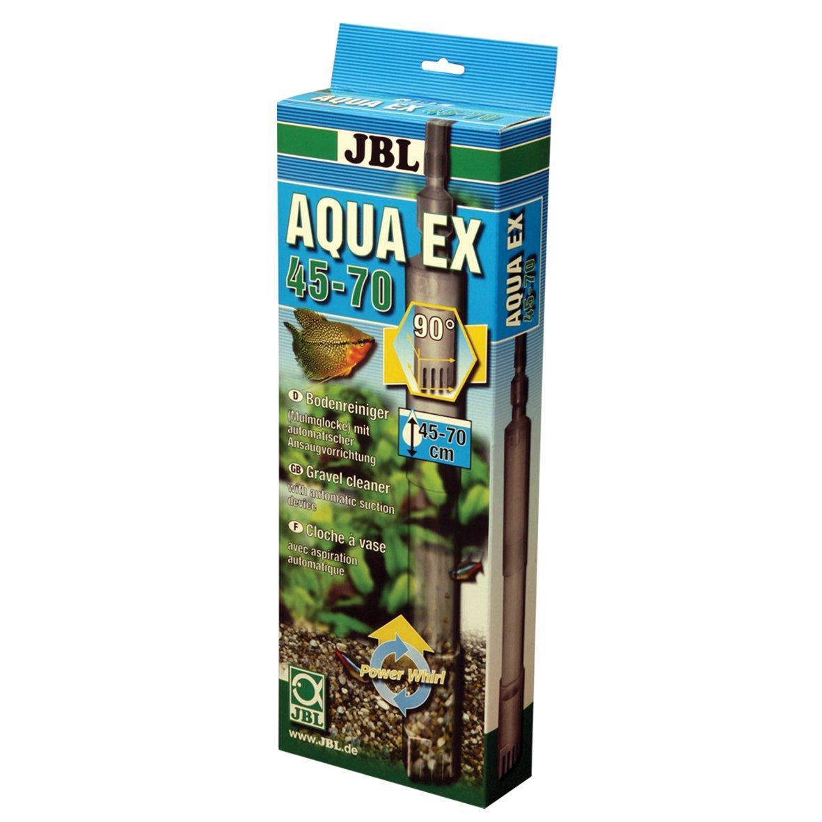 JBL Limpiador de Suelo para acuarios con Dispositivo de aspiración automática, Aqua EX: Amazon.es: Productos para mascotas