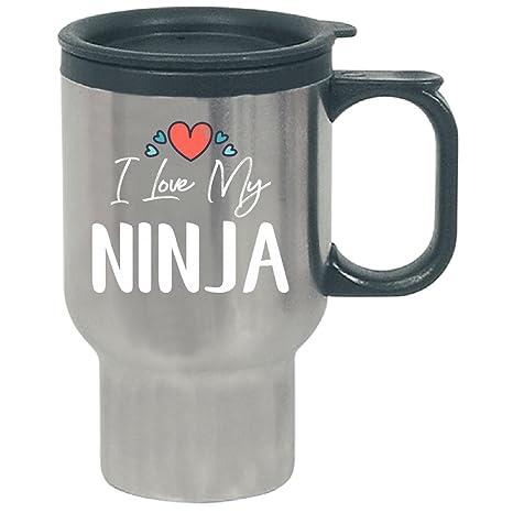 Amazon.com: I Love My Ninja Mothers Day Gift Kid Child ...
