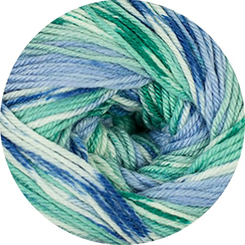 (Cascade Heritage Prints Sock Yarn 57 Puget Sound)