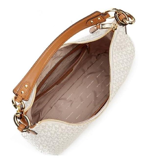 e804c6f953d7 Michael Kors Isabella Medium Convertible Shoulder Bag (Vanilla)  Amazon.in   Shoes   Handbags