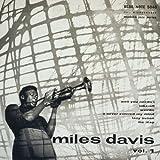 Miles Davis Vol.1 by Miles Davis (2001-07-23)
