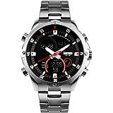 SPYN Analog-Digital Black Dial Men's Watch