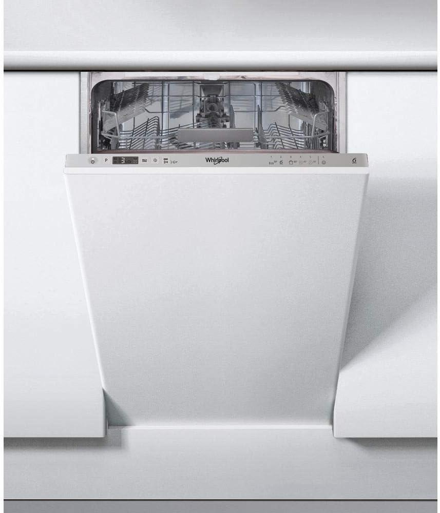 Whirlpool WSIC 3M17 lavavajilla Totalmente integrado 10 cubiertos ...