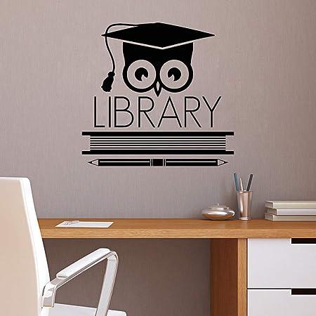 yiyiyaya Vinilo Adhesivo de Pared Logotipo Letrero ...