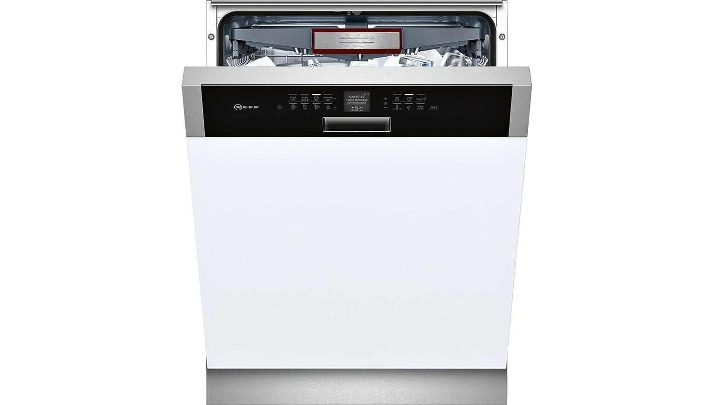 Neff GI 6801 TN lavavajilla Semi-incorporado 14 cubiertos A+++ ...