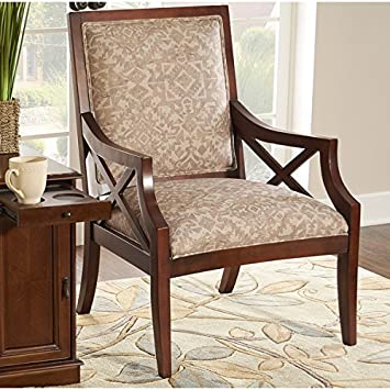 Oh! Home Dixon Aztec Print Accent Chair