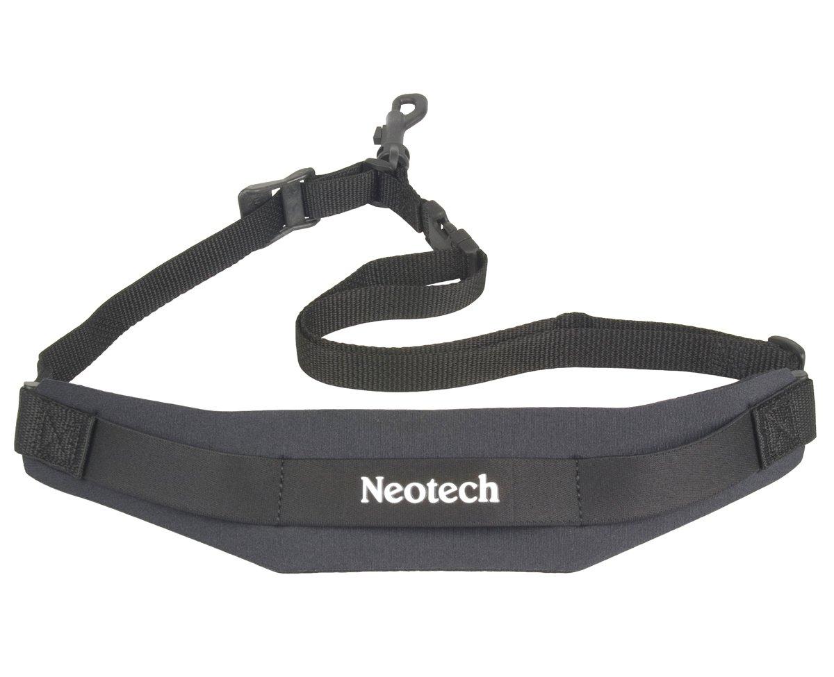 Neotech 2101162 Neo Sling, Regular - Padded Saxophone Sling Strap with Swivel Hook