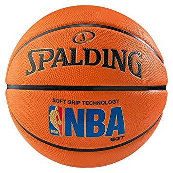 Spalding NBA Logoman SGT Sz.7 (83-192Z) Balón de Baloncesto ...