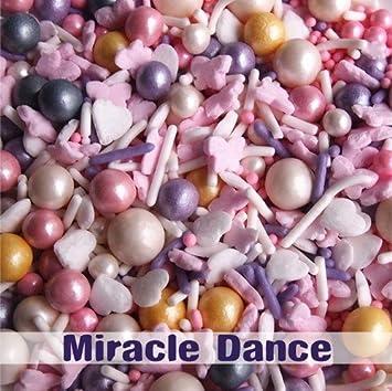 Milagro danza gluten OMG tuerca leche de soja libre decoración de pasteles Bulk Pack.
