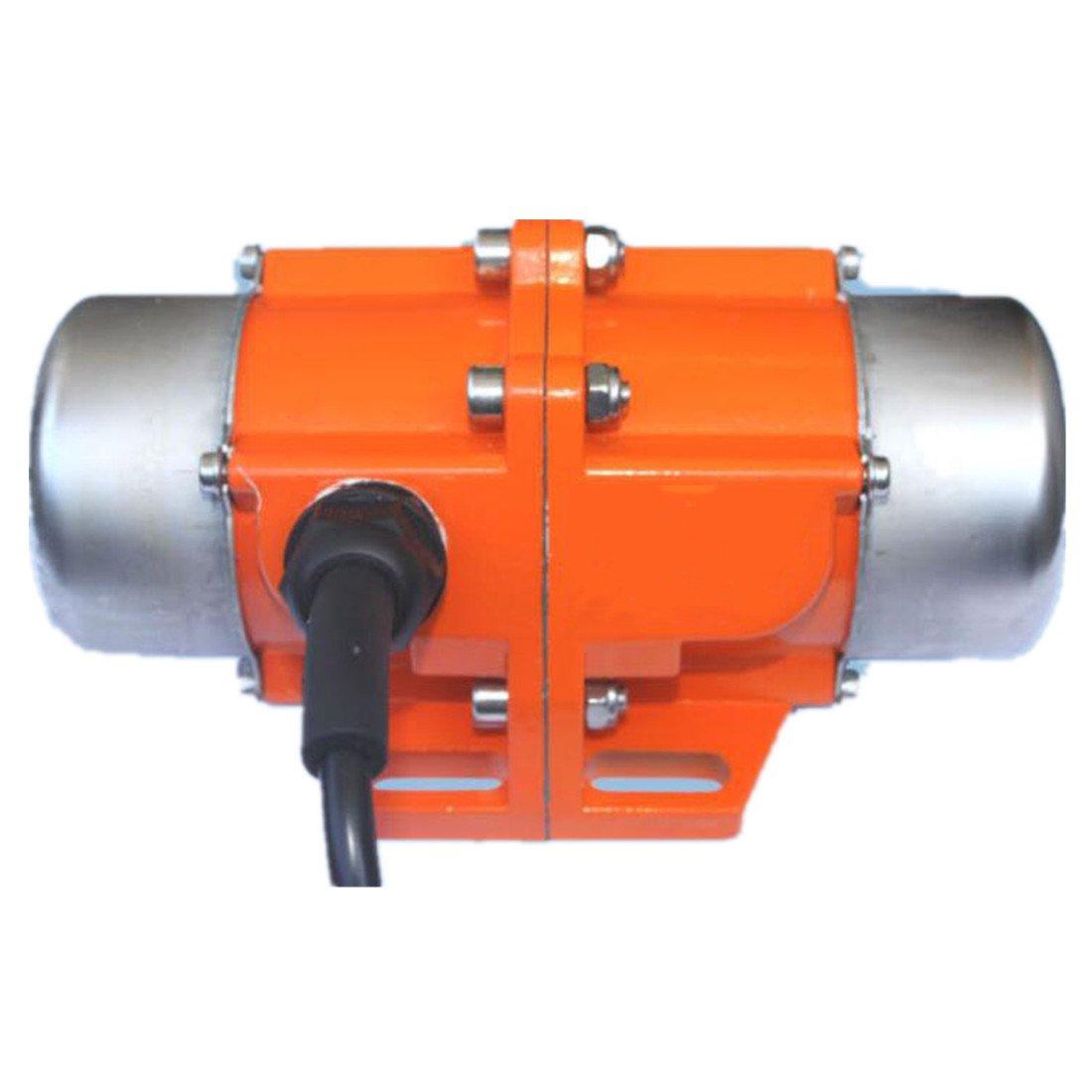 Concrete Vibrator Vibration Motor 100W AC110V Aluminum Alloy Vibrating Vibrator Motor 3600rpm (70W)