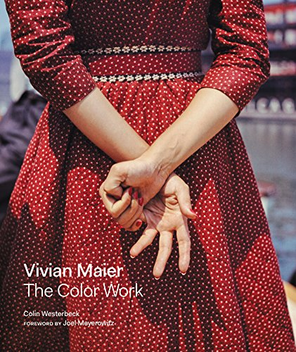 The first definitive monograph of color photographs by American street photographer Vivian Maier. Photographer Vivian Maier's allure endures even though many details of her life continue to remain a mystery. Her story—the secretive nanny-photogr...