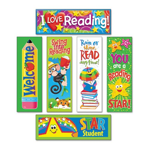 TEPT12907 - Trend Bookmark Combo Packs