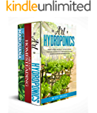 DIY Gardening Techniques: 3 Books In 1: Discover How To Grow Your Own Food, Vegetables And Marijuana With Hydroponics…