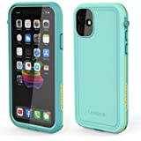 Love Beiddi - Carcasa impermeable para iPhone 11 (resistente al agua), color verde
