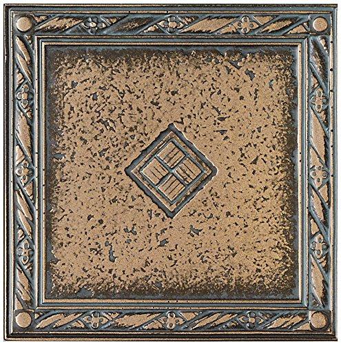 Dal-Tile 44DECOE1P-MS11 Metal Signatures Tile,, 4