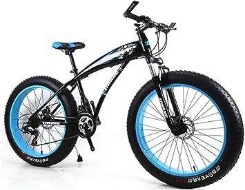 Bicicleta de Montaña Rígida de 7/21/24/27 Velocidades Mtb de ...