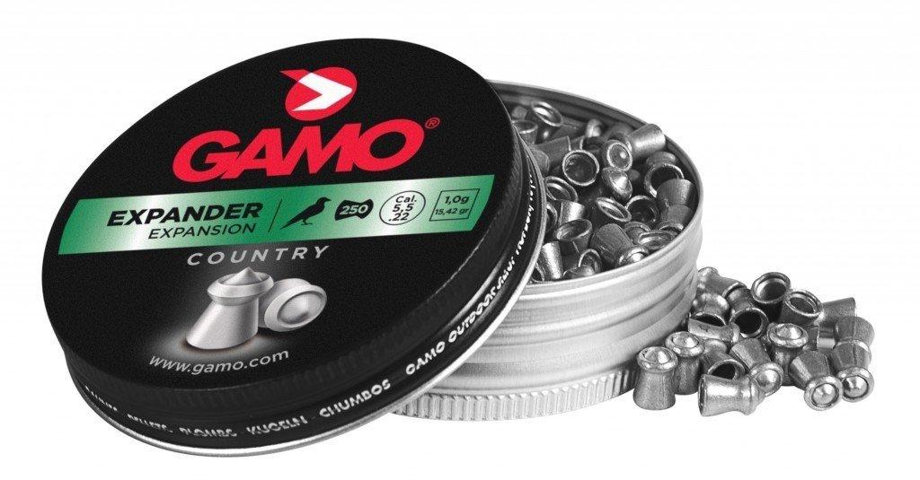 BALIN EXPANDER METAL 250 4, 5 GAMO