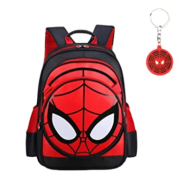 Waterproof 3D Bag Backpack Comic Hero Design backpacks bags For gift | Kids' Backpacks