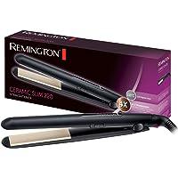 Remington Ceramic Slim plattång, 4x skydd: antistatisk, keramisk, turmalinbeläggning för jämn värmefördelning, lägre…
