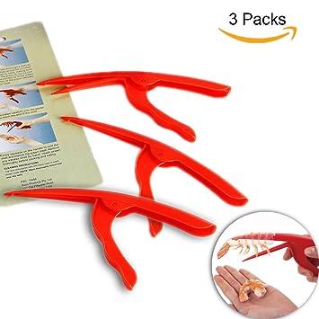 Tool Gadget Seafood Sheller Cracker 3 Packs For Lobster Tails