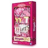 Hayati Girl Sleepover Set for Doll - 6 Years & Above