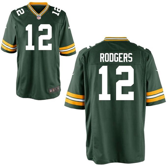 new product 89aee 72e8b Accesorios Ropa Bay Xl Shirt American Trikot Amazon es Green ...