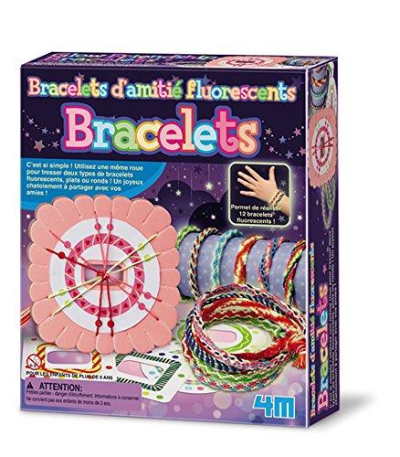 MegaCrea Fluoreszierende Mitie-Armbänder