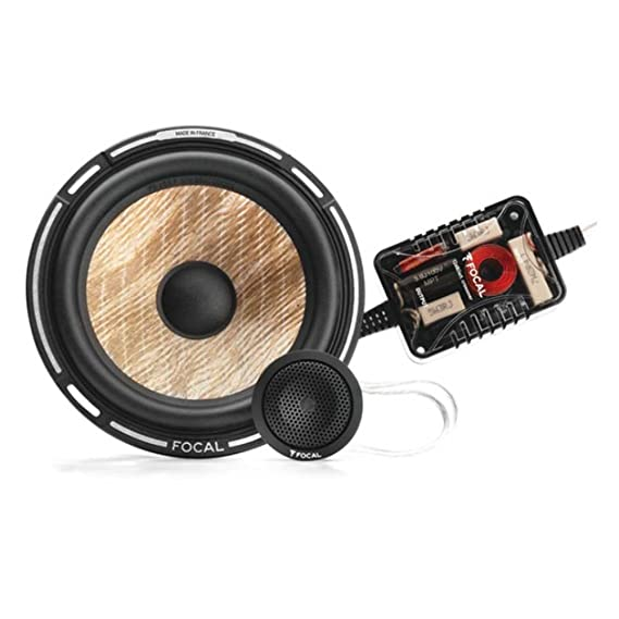 "Focal KIT PS165F 6-1/2"" Component Speaker System"