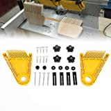 Double Feather board For Trimmer Router Table Saw