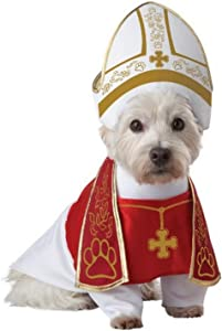 RED/White_HOLY Hound Dog Costume