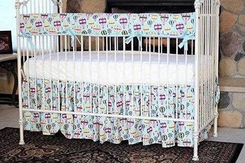 Hot Air Balloon | Crib Bedding Set