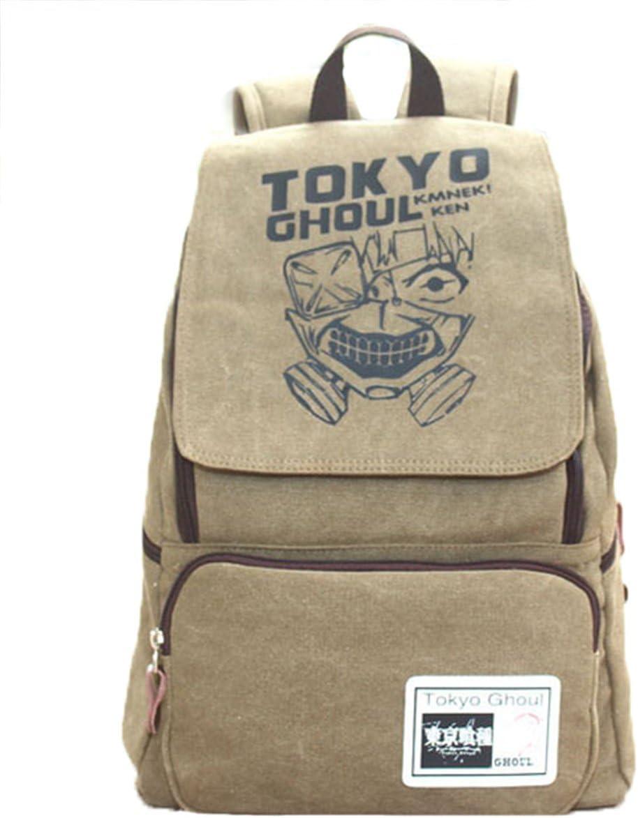 Gumstyle Tokyo Ghoul Backpack Rucksack Schoolbag Tablet Laptop Bag for Boys and Girls