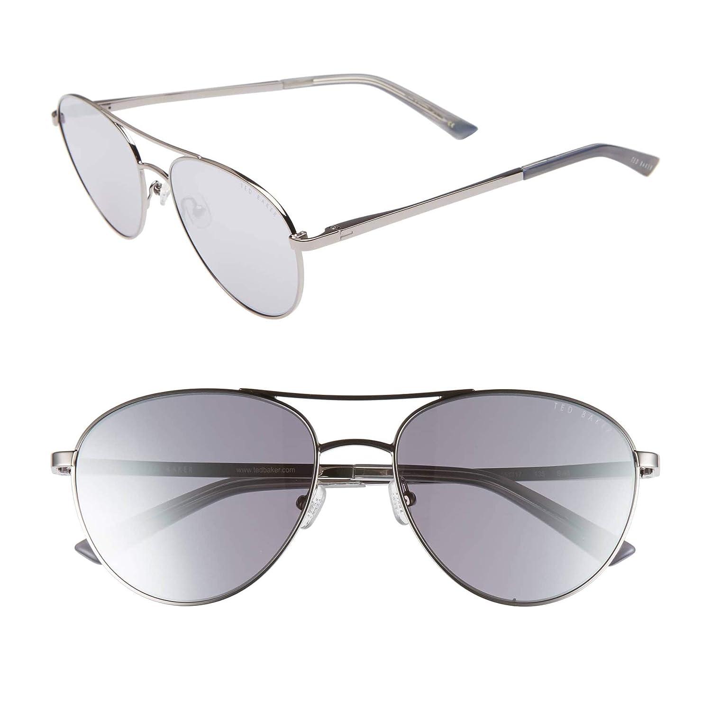 Amazon.com: Ted Baker B610 Gunmetal - Gafas de sol para ...