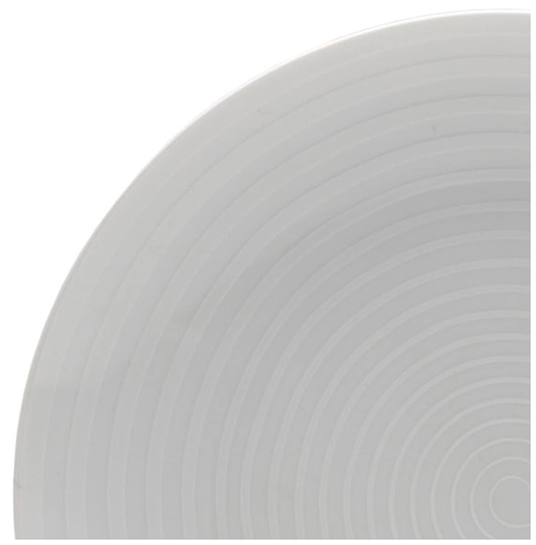 10.5-Inch 5138360 Mikasa Cheers Platinum Vegetable Bowl