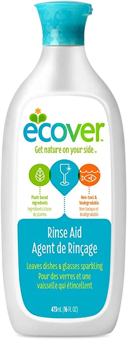 Top 5 Ecover Dishwasher Rinse Aid