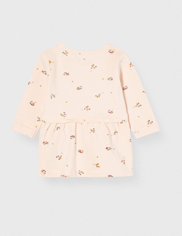 Noppies Baby-M/ädchen G Dress Ls Canon City AOP Kleid