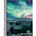 Caderno de 15 Matérias, Foroni 8023, Multicor, Pacote com 2 Unidades