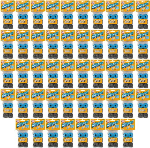 Arm & Hammer Refill Waste Bags 4,320 ct (48 x 90 ct)