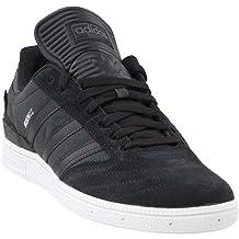 adidas Skateboarding Men's Busenitz Core Black/Core Black/Footwear White 11 D US