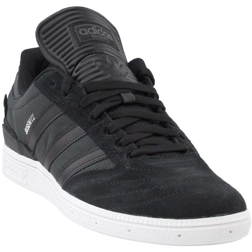 buy online 65dee 2668e Galleon - Adidas Skateboarding Mens Busenitz Core BlackCore BlackFootwear  White 8 D US
