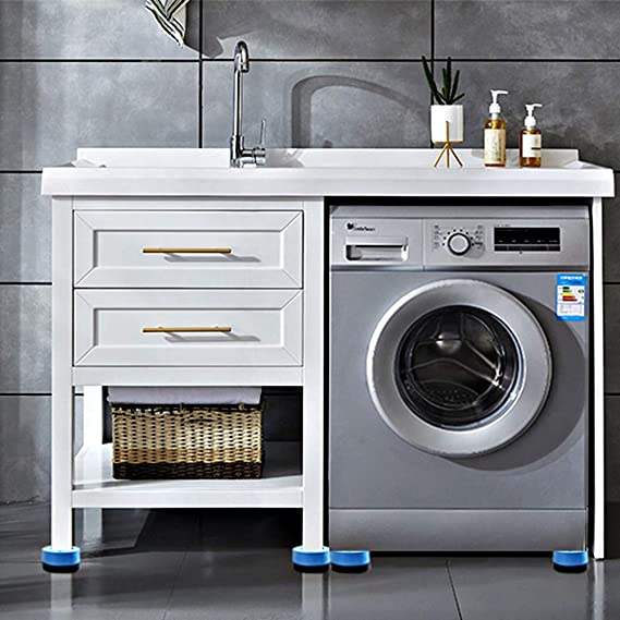 Kitchen-dream almohadillas antivibración lavadora,4pcs ...