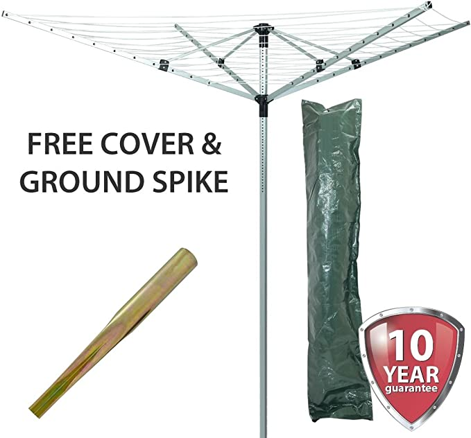 Marko Homewares 40 m Rotary Airer - Additional Equipment
