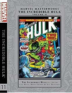 Amazon marvel masterworks the savage she hulk vol 1 marvel masterworks the incredible hulk vol 11 fandeluxe Gallery