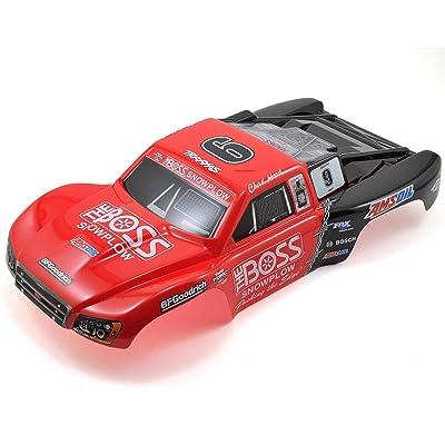 Traxxas 6831 Body Slash 4x4 Chad Hord: Toys & Games