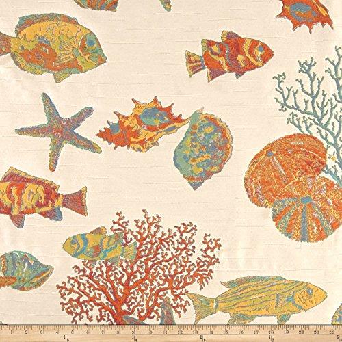 Braemore Fabrics Andros Island Jaquard, Bermuda