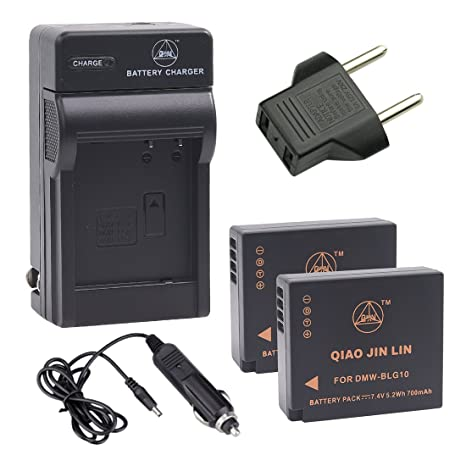 Dmw-blg10 Dmw Blg10e Blg10 Kamera Batterie Für Panasonic Lumix Dmc Gf6 Gx7 Gf3 Gf5 Dmw Ble9 Blg10 Neue Type-c Dual Ladegerät Digital Batterien