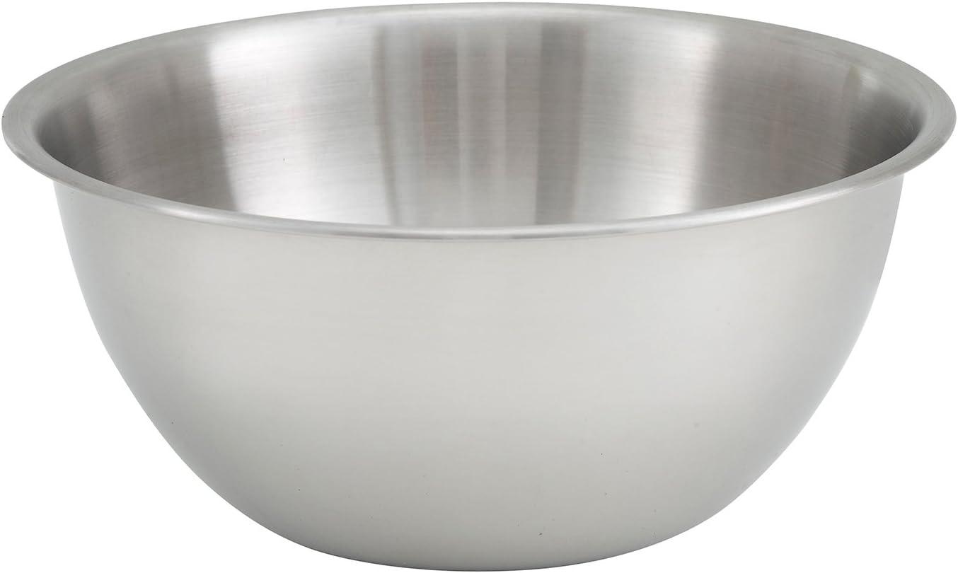 Winco Deep Mixing Bowl, 13-Quart