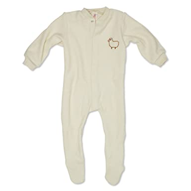 5e76e7d8a Engel - Baby Sleepsuit with Feet, 100% Organic Merino Wool: Amazon ...