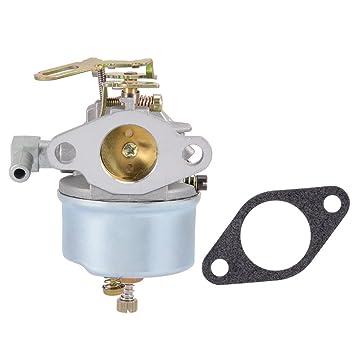 Aexit Nuevo carburador carburador para Tecumseh 632113A ...