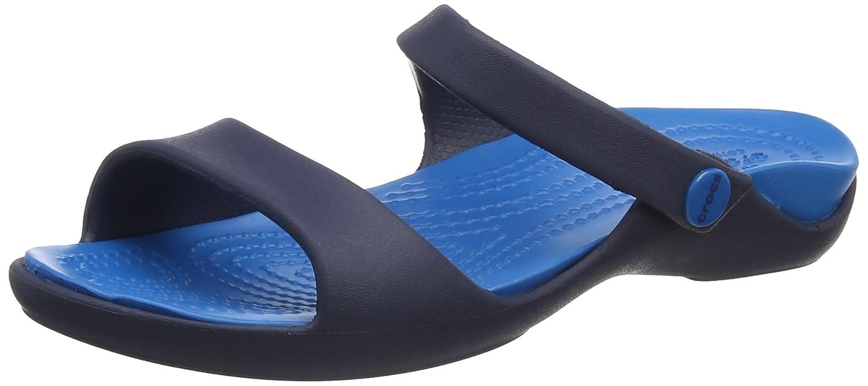 1d2006aa0f2c Crocs Women Cleo V Open-Toe Sandals  Amazon.co.uk  Shoes   Bags